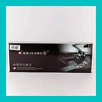 Зеркало видеорегистратор c одной камерой DVR 138W 3,8` Gold!Опт