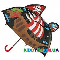 Зонт детский 3D Корабль Stephen Joseph