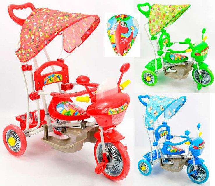 Велосипед 3-колеса