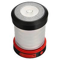 IPRee ™ Складной Mini Солнечная Фонарь Кемпинг Тент LED USB аккумуляторная портативный фонарик Лампа