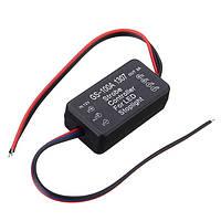 Flasher универсальный модуль флэш-Strobe контроллер для LED тормоза Стоп-сигналы