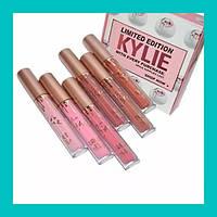 Матовая жидкая помада KYLIE Limited Edition набор 6 из штук!Опт