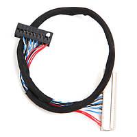 10pcs 30Pin Driver Board Универсальный экранный кабель FIX-30P-D6