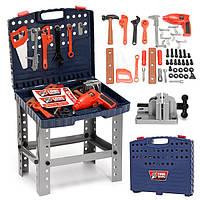69 штук Play House Инженер набор инструментов Детские Инструменты для ремонта Box Притворись игрушки игры