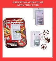 Электромагнитный отпугиватель грызунов и насекомых Riddex Plus (Pest Repeller)!Акция