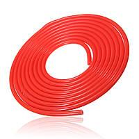 4мм 5 Meter силиконовый вакуумный шланг Труба НКТ трубы Линия 16.4 футов Красный