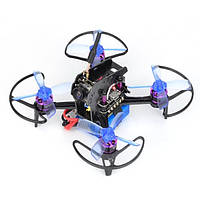Awesome Q95 95mm RC FPV Racing Дрон С F3 10A Blheli_S 1103-7500KV Мотор 5.8G 48CH 25mW 600TVL PNP