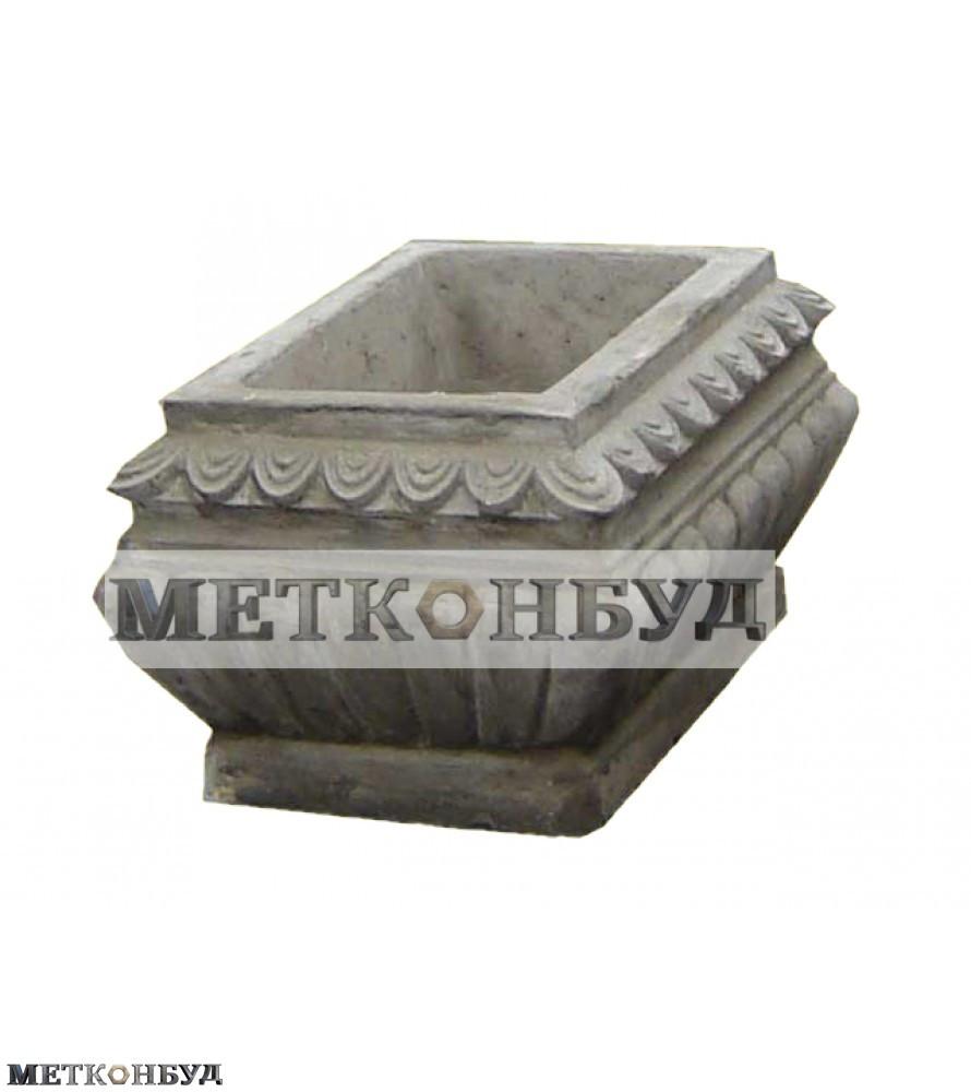 Цветочница бетонная К-4 (90 кг 54*54*41)