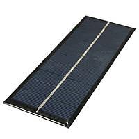 1.3W 5V 163 * 60 * 3 мм Mini Солнечная панель DIY модуль для зарядного устройства сотового телефона Батарея