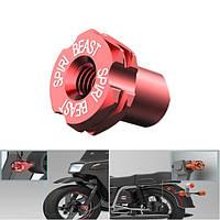 10.5mm / 0.4in передняя / задняя / задние барабанные тормоза Винт Мотоцикл электрический самокат