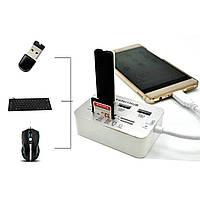 Устройство чтения карт Адаптер+3-камеры USB-концентратор Combo комплект подключения для IPad Mini 4 5/Air