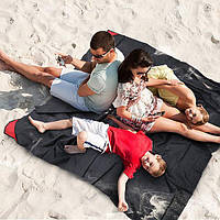 KCASA KC-HA800 180cm На открытом воздухе Travel Кемпинг Складной коврик для пикника Портативный карман Водонепроницаемы Пляжный Mat