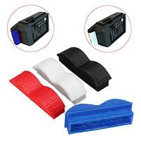 Батарея Крышка клеммного колодца 3D печатная планка Протектор для протектора Резина без царапин для DJI Mavic Pro