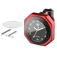 Мотоцикл Часы Светящееся крепление Водонепроницаемы Ручка для рукоятки амортизатора 22-28 мм/0.8-1.1in