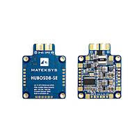 Электроника Matek плата матек плата распределения питания HUBOSD8-SE 9-27V PDB W/STOSD8-SE 5V&10V Двойной БЭК для RC Мультикоптер