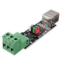 3шт Geekcreit® USB К RS485 Переходник последовательного преобразователя TTL Интерфейс FTDI FT232RL 75176