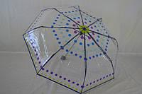 """Прозорий парасолька механіка №108 від фірми """"Susino"""""""