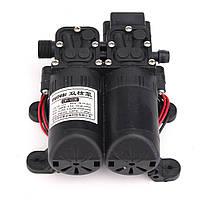 12V 105Psi 5.5LPM Вода диафрагмы Насос Самовсасывающее двойное давление для спринклеров