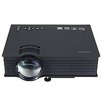 GigxonG461200люмен800x480разрешение WiFi беспроводной мини портативный LCD домашний кинотеатр Проектор