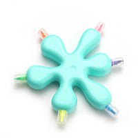 Новые маркеры Ручка для маркеров для маркеров Ручка для канцелярских принадлежностей для офиса Цвет произвольный