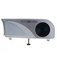 GIGXON G-8005B 1200 Lumens 800x480 Resolution Portable LCD LED Домашний кинотеатр Проектор