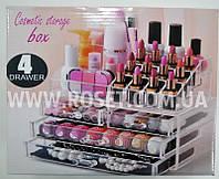 Косметичка-органайзер на 6 отделений - Cosmetic Stoge Box
