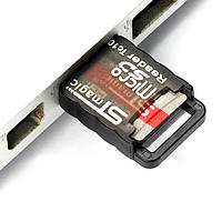 Высокоскоростной Micro SD Карт ридер STMAGIC TC100 USB 2.0 High Speed 480 Mbps TF