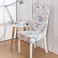 Honana WX-918 ElegantFlower Elastic Stretch Chair Чехол для сиденья Компьютерная столовая Главная Свадебное Декор