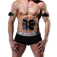Пульт дистанционного управления тренер брюшной мышцы Смарт Body Building Фитнес Тонизирующий пояса