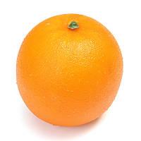 Оранжевый Искусственный Поддельные Овощи Украшения Стрельба Фотография Студия Prop