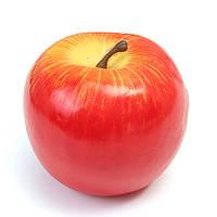 Красное яблоко Pearmain Искусственные Поддельные Овощи Украшения Стрельба Фотография Студия Prop