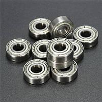10pcs696ZZ6x15x5mmШарикоподшипникиДвойныезащищенные миниатюрные подшипники