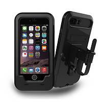 4-5,5-дюймовый телефон GPS Держатель Водонепроницаемы Руль мотоцикл Велосипед для iPhone 7/7 Plus iPhone 6S