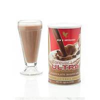 "Коктейль соевый изолят ""Шоколад"" 525 грамм, Форевер США, 375 грамм."
