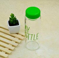 Бутылка My bottle зеленая
