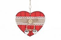 Новогодние украшения Сердце