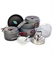 Stanley Акция! Набор туристической посуды Kovea Hard 78 KSK-WH78. Бесплатная доставка по Киеву и Украине.