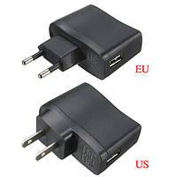 Источник питания переменного тока Адаптер Адаптер зарядного устройства EU/US USB