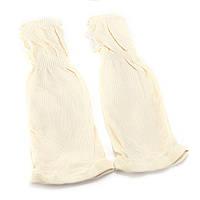 Рукава сварочного рукава Вязаная защита от тепла Урезанная стойка с отверстием для большого пальца