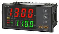 TK4W-24СN ПИД-регулятор (100-240 VAC, 96x48 мм, 4...20 мА, доп. реле 3А 1+2 сигн.) терморегулятор