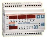 Анализатор параметров сети lovato (измерение 47 параметров+ счетчик энергии на DIN рейку) DMK 51, фото 1