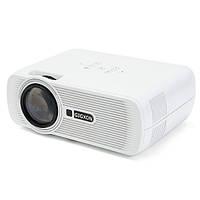 G80 1200 Lumens 1080P 4K Проектор Домашний кинотеатр LED AV TV VGA Проектор