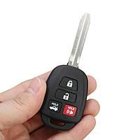 4-кнопочныйавтомобильныйдистанционныйбрелокдляавтомобиляToyotaCamry2012-2014