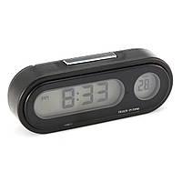 АвтомобильныймикроавтобусМини-часысцифровойиндикациейтемпературыТермометрЖК-дисплей