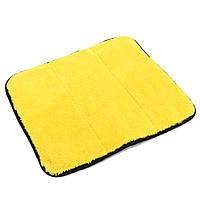 Авто Ткань для мытья посуды Soft Двусторонняя микрофибраная чистка Полотенце Многофункциональная
