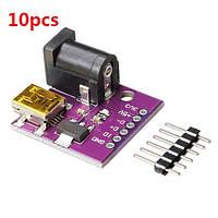 10pcs cjmcu 5v мини-разъем USB питания постоянного тока Разъем питания платы для Arduino
