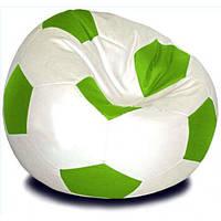 Кресло-мяч из кожзаменителя Зевс