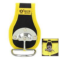 Hammer Держатель с мешком держатель металлические крючки инструмент ткань оксфорд инструмент электрика висит ремень