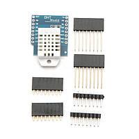 3шт Wemos® DHT22 Single Bus Цифровой температурный датчик влажности для экрана WeMos D1 Mini