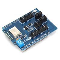 3шт ESP8266 Веб-сервер Порт расширения Wi-Fi Расширение ESP-13 Совместимость с Arduino